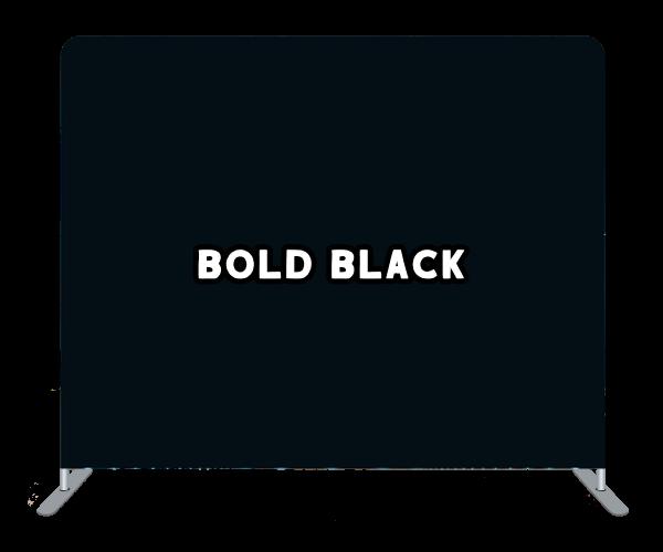 bold black