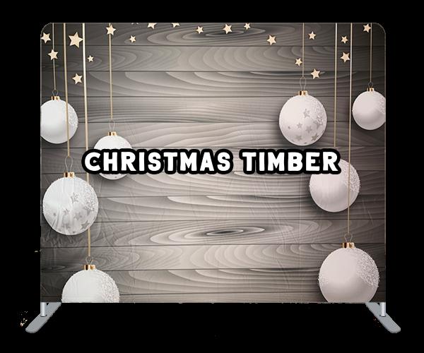 christmas timber