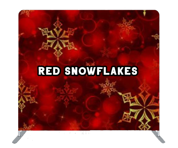 red showflakes